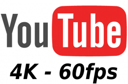 Youtube inicia testes de videos 4K a 60FPS