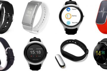 Smartwatches chineses 2016