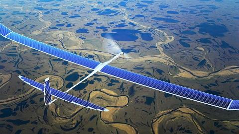Web Summit Drone Aquila