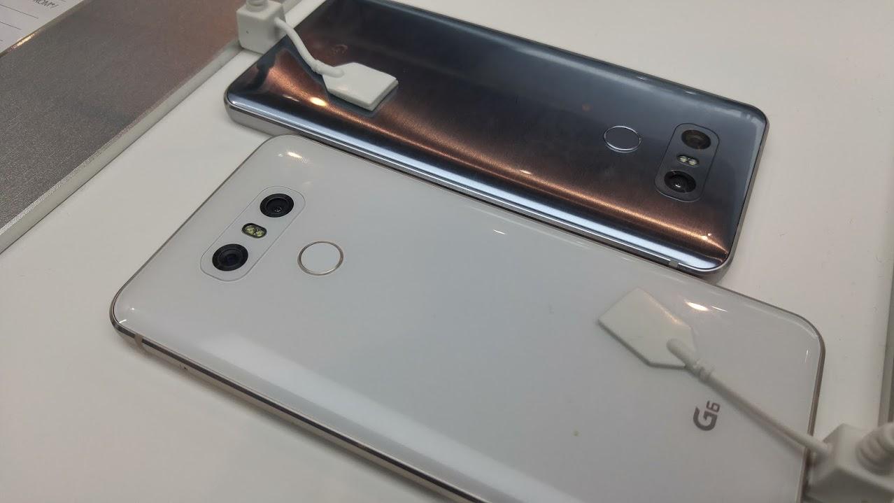 LG G6 MWC camara