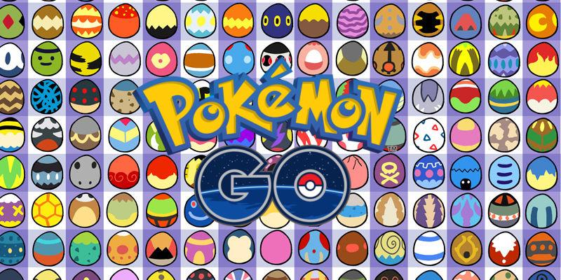 Pokémon GO Pascua ovos