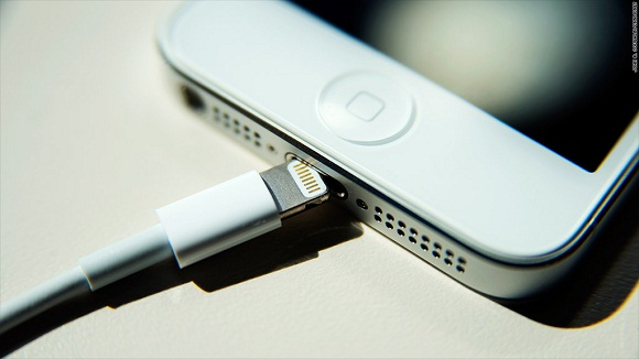 apple charge iphone