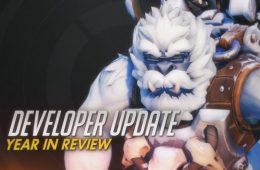 developer update overwatch