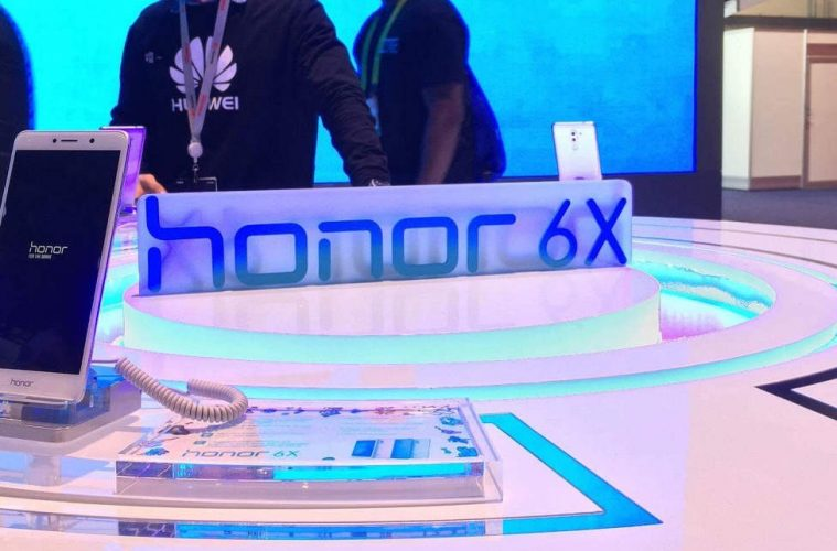 honor 6x ces 2017 huawei