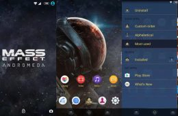 Mass Effect: Andromeda sony xperia