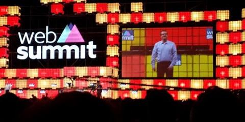 Web Summit Mike Schroepfer
