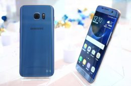 samsung galaxy s7 coral blue