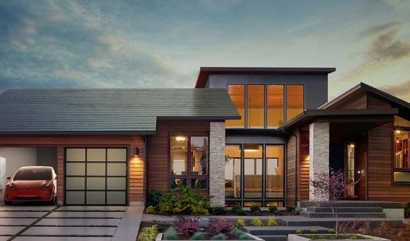 Tesla SolarCity Solar Roof