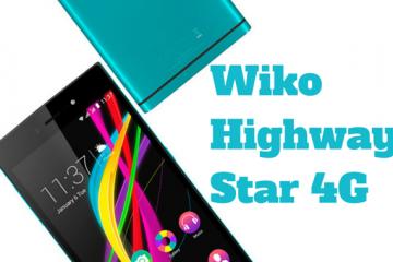 Wiko HighWay Star