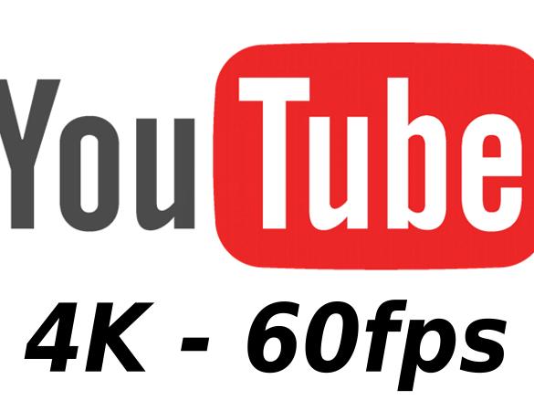 Youtube inicia testes de videos 4K a 60FPS