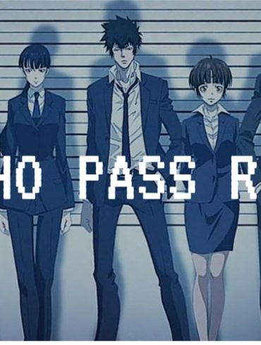 Psycho Pass Review