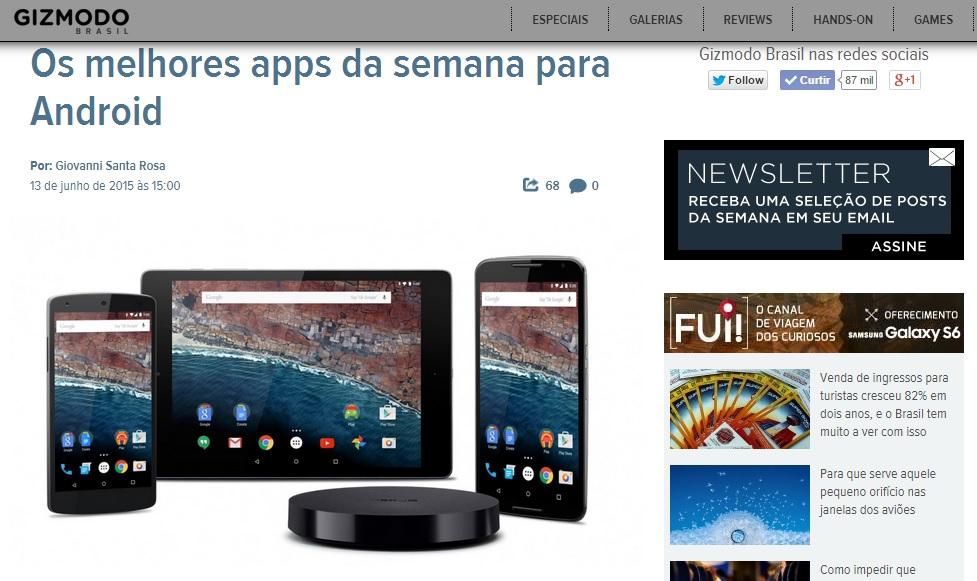 Gizmodo Brasil