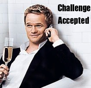 5- Challenge accepted