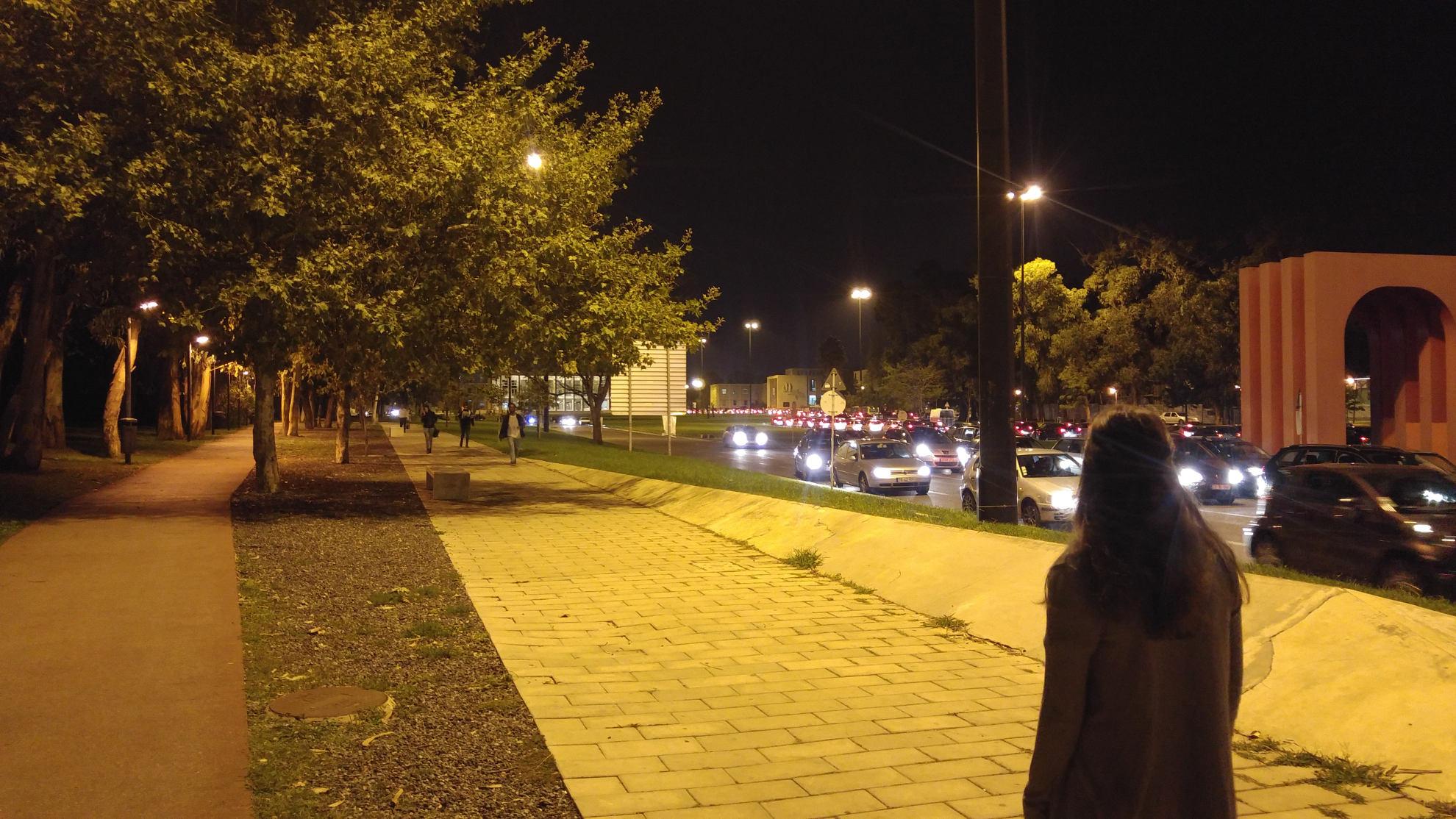 LG G4 foto noite