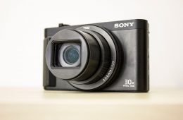 Review Sony HX90