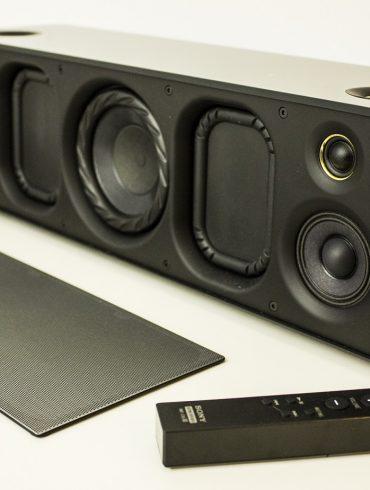Review Coluna Sony SRS-X99