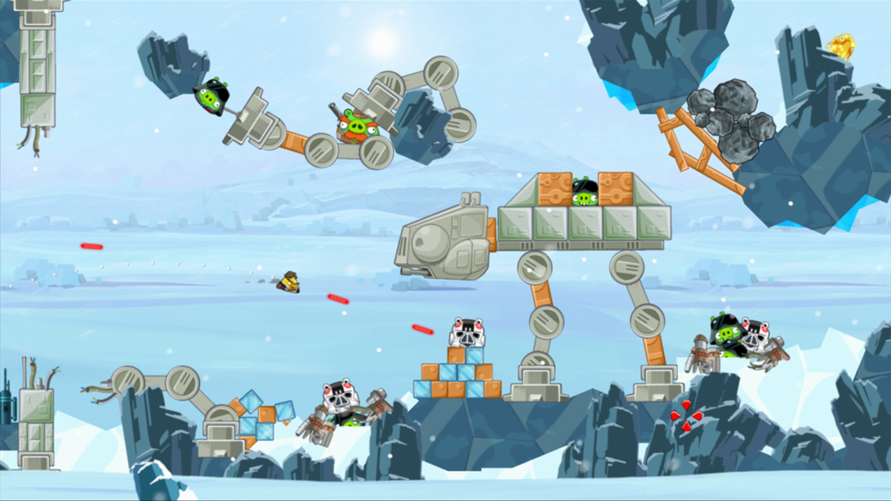 star wars battlefront angry birds