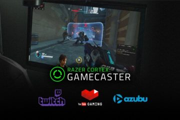 Streaming Razer Cortex Gamecaster