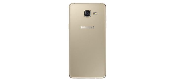 Galaxy A5 Dourado
