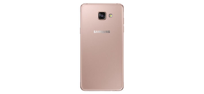 Galaxy A5 Rosa Dourado