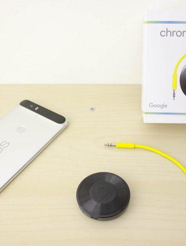 Google Chromecast Audio - Análise