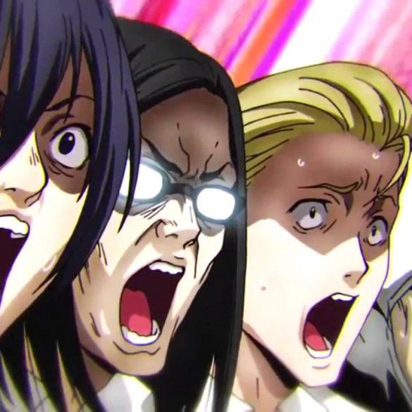 TOP 10 melhores animes de 2015
