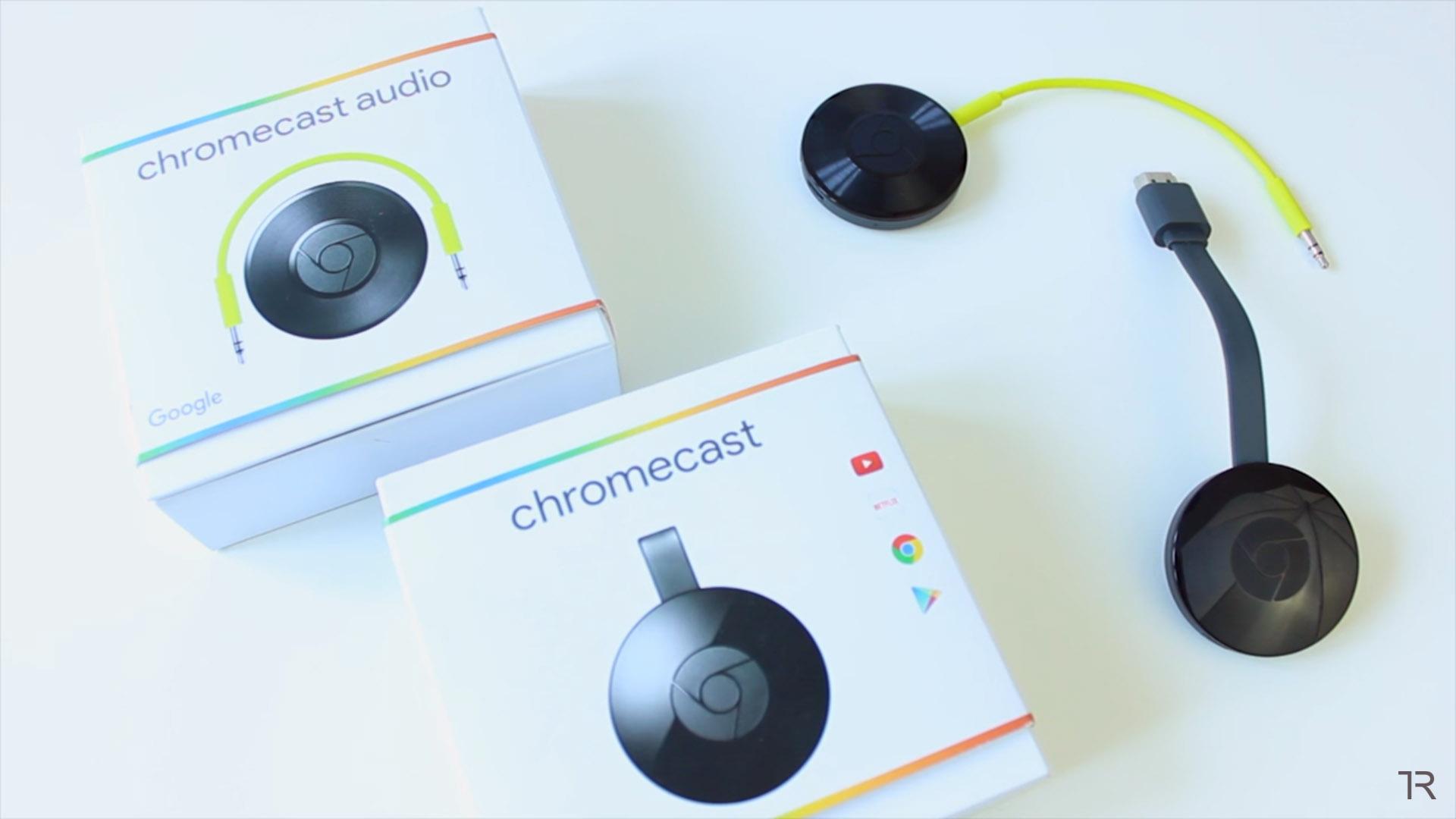 Review Google Chromecast Audio