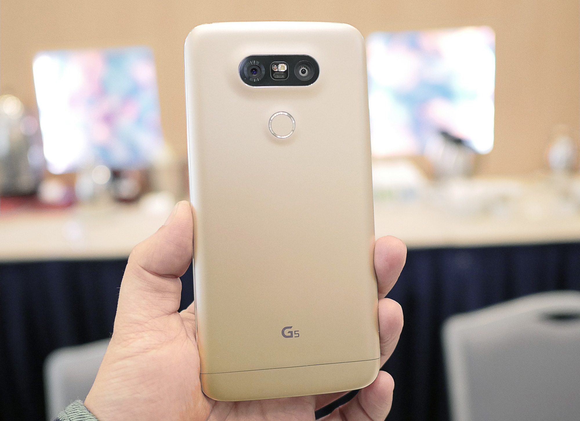 LG G5 sensor