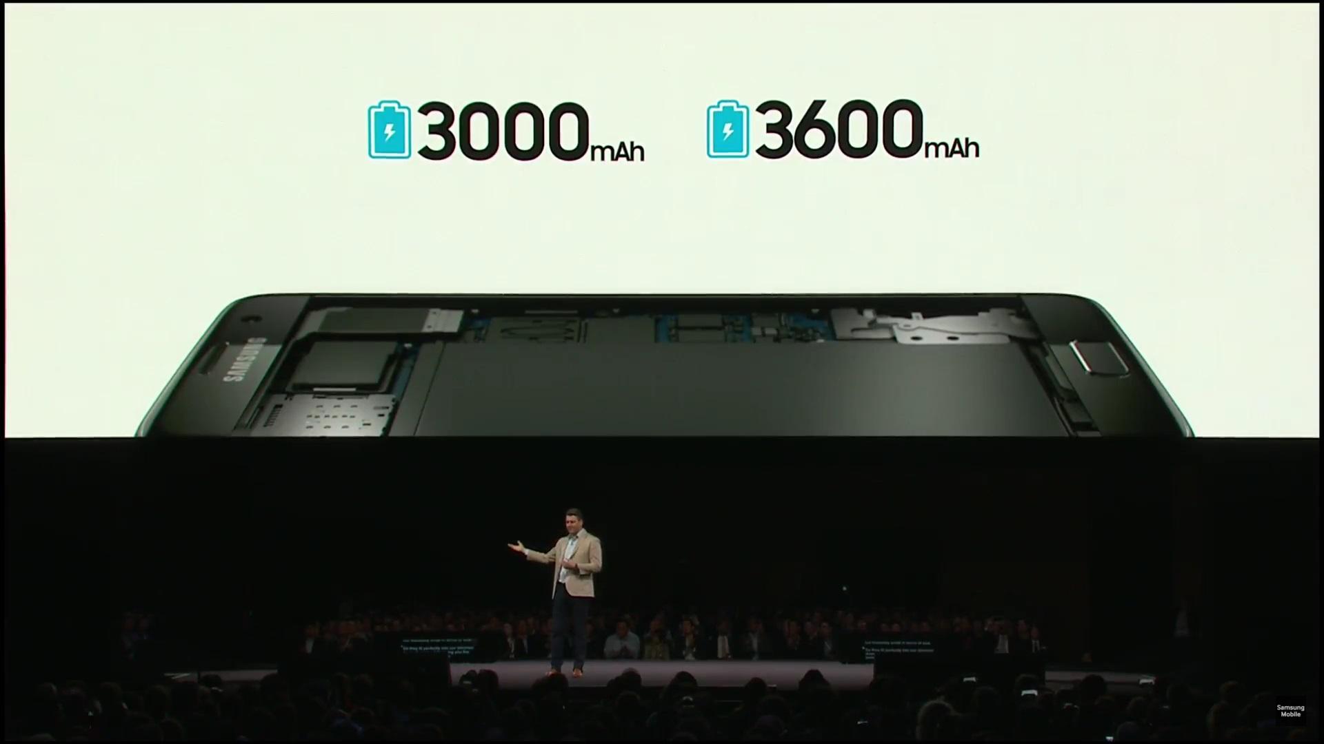 Samsung S7 bateria