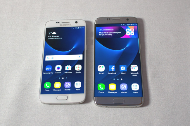 Samsung S7 e S7 edge