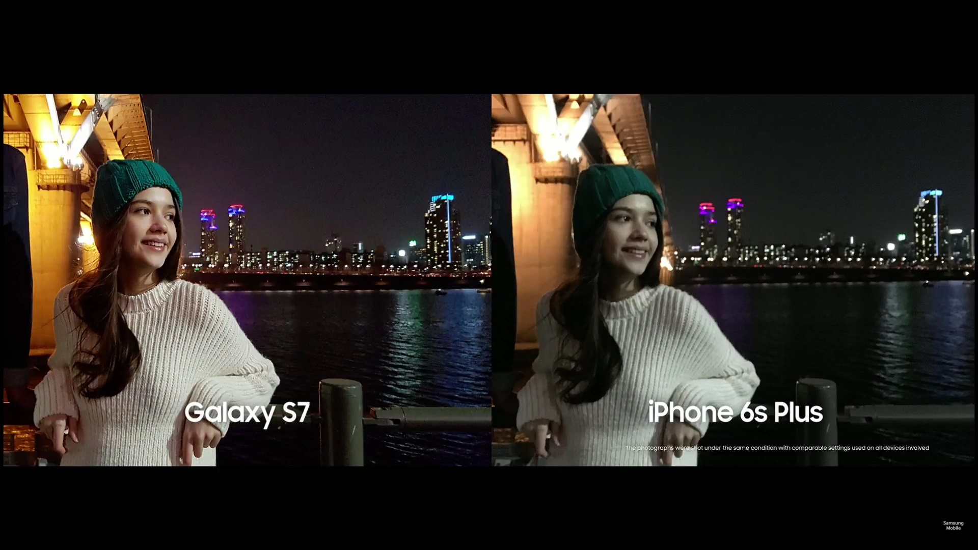 Samsung S7 vs iPhone 6s Plus