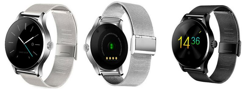 K88H Smart Bluetooth Watch