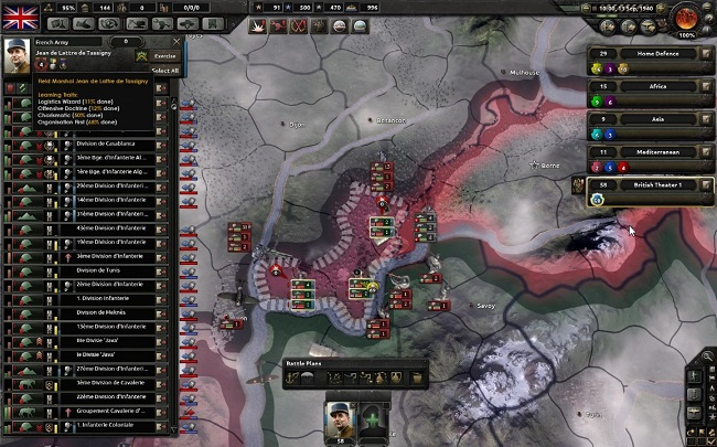 hearts of iron 4 comandantes