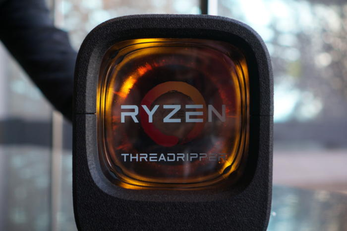 AMD Threadripper 1900X