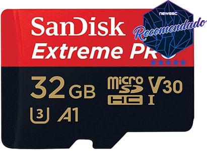 Cartão microSD SanDisk Extreme PRO
