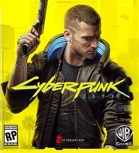 Cyberpunk 2077 capa