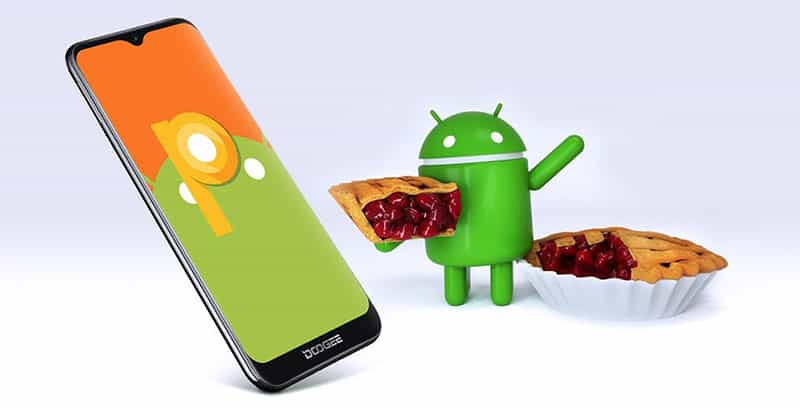 DOOGEE Y8 Android Pie