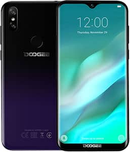 DOOGEE Y8 dispositivo