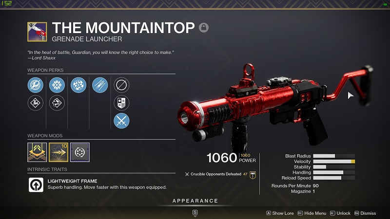 Destiny 2 BL 5