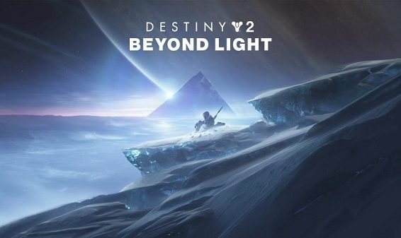 Destiny 2 Beyond Light Cover