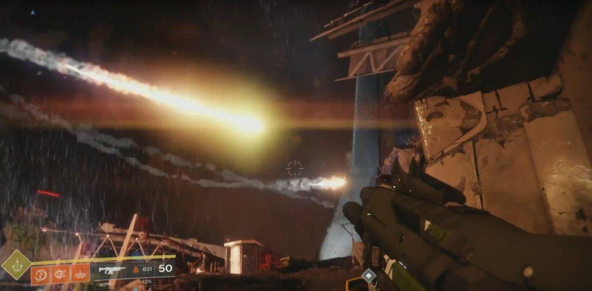 Destiny 2 HUD