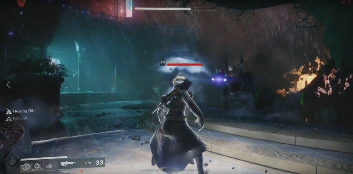 Destiny 2 Healing rift