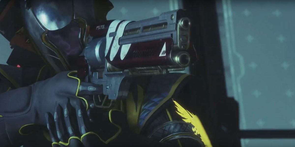 Destiny 2 Suros cannon