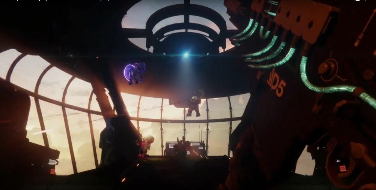 Destiny 2 sniper