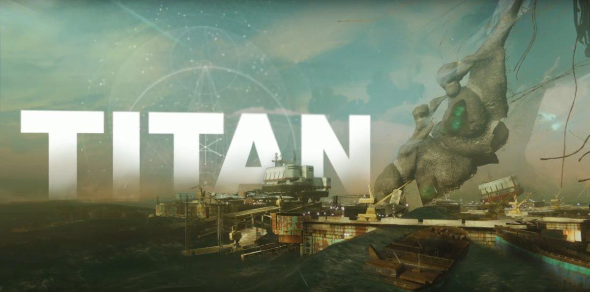 Destiny 2 titan