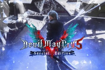 Devil May Cry 5 SE cover