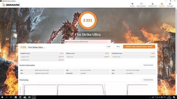 GTX 1080 Firestrike