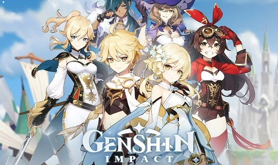 Genshin cover