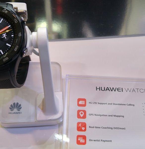 Huawei Watch 2 mwc