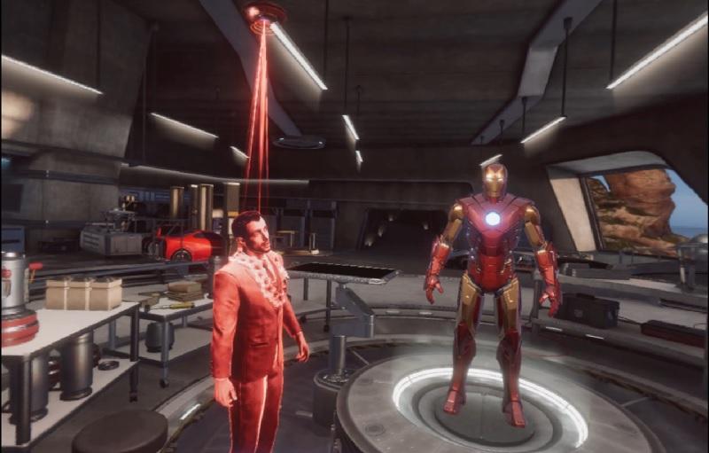 Iron Man VR 3